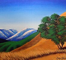 Rolling Hills by Eric Lavalle