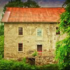 The Prallsville Mill # 2 by Debra Fedchin