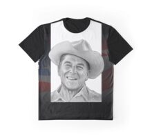 Ronald Reagan Graphic T-Shirt