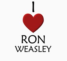 I Love Ron Weasley T-Shirt