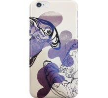 Screen print  iPhone Case/Skin