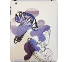 Screen print  iPad Case/Skin