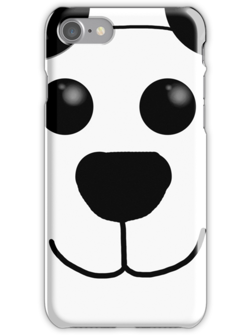 Panda Phone case by nataratatata