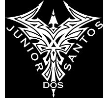 Junior dos Santos UFC MMA Heavyweight  Photographic Print