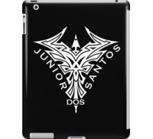 Junior dos Santos UFC MMA Heavyweight  iPad Case/Skin