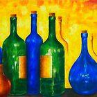 Bottles by Veikko  Suikkanen