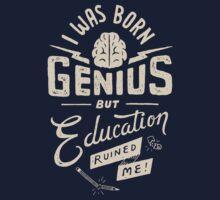 Born Genius Kids Clothes