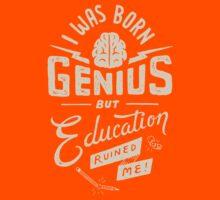 Born Genius Kids Tee