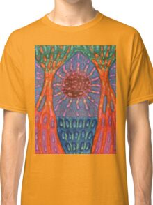 Sun And Trees Classic T-Shirt