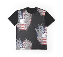 american chrome Graphic T-Shirt