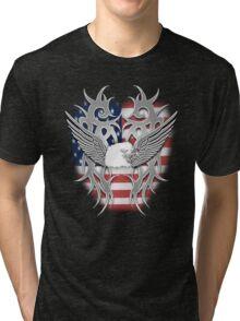 american chrome Tri-blend T-Shirt