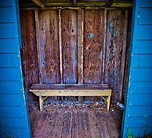 Seeking Shelter by Gabriel Alan Gallant