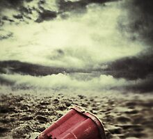 The red bucket by Nicola Smith