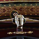 Crucifixion by David W Bailey