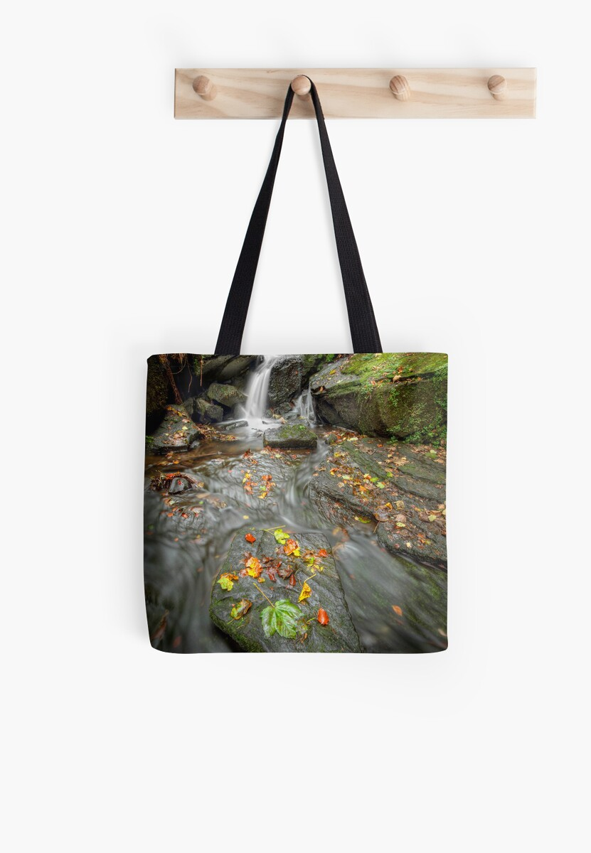 Autumn Waterfall by Patricia Jacobs DPAGB LRPS BPE4