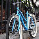 Blue Bike by EmmaLeigh