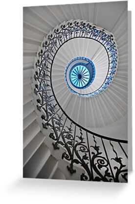 Spiral Staircase by Patricia Jacobs CPAGB LRPS BPE4