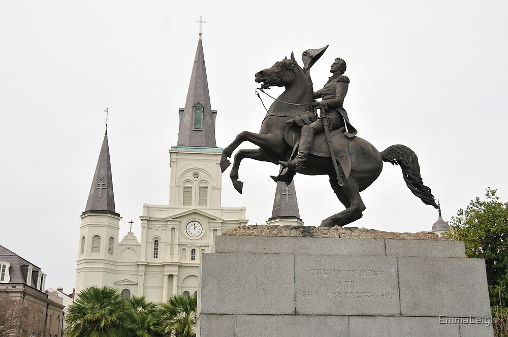 French Quarter Circle by EmmaLeigh