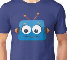Pixel Robot Unisex T-Shirt
