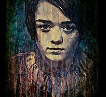 Arya Stark by David Atkinson