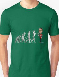 Evolution of Sheldon T-Shirt