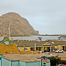 Morro Rock by Kathy Nairn