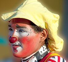 Cabo Clown by phil decocco