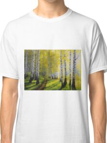 Path to autumn Classic T-Shirt