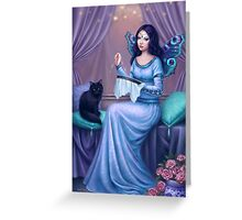 Ariadne Fairy Greeting Card