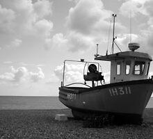 Aldeburgh Beach, Suffolk, UK by Merlin72