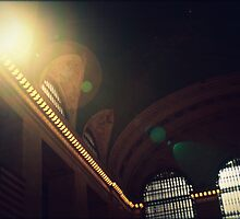 Grand Central - Sunshine by Amanda Vontobel Photography