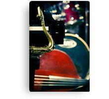 Jazz Quartet Canvas Print