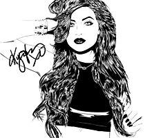 Kylie Jenner  by Fratesimo
