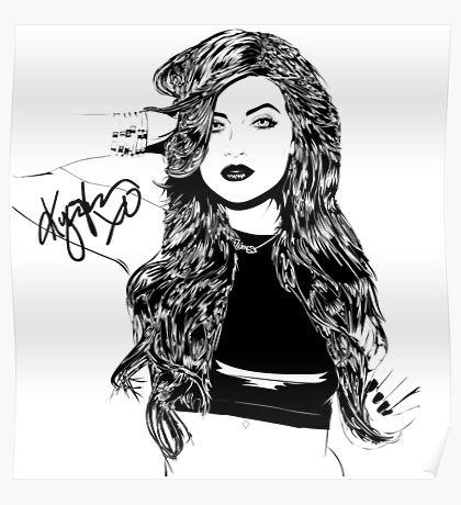 Kylie Jenner  Poster