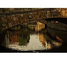Under the Bridges Photographic Print