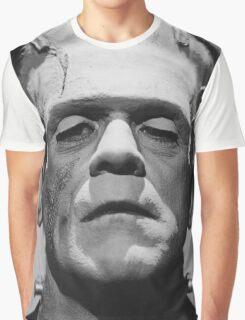 Frankenstein's Monster Karloff Graphic T-Shirt