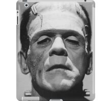 Frankenstein's Monster Karloff iPad Case/Skin