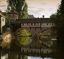 Covered Bridge by Kasia-D
