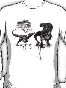 Dinosaur fight T-Shirt