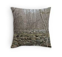 Devil's Potato Patch - Montgomery County - Pennsylvania Throw Pillow