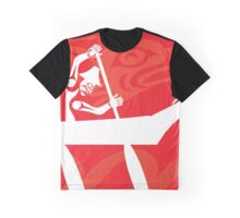 Thunderbird Canoe Paddlers  Graphic T-Shirt