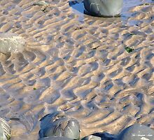 WESTWARD HO! beach patterns by Gea Austen