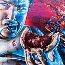 Melbourne Street Art by PerkyBeans