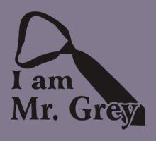 i am mr grey