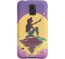 The Little Mermaid - Ariel Selfie Samsung Galaxy Case/Skin