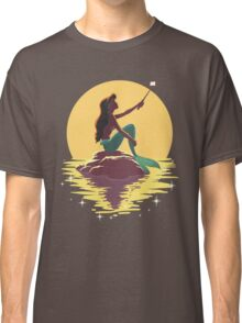 The Little Mermaid - Ariel Selfie Classic T-Shirt