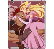 Knight In Rusted Armour iPad Case/Skin