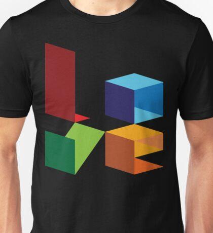 Love³  Unisex T-Shirt