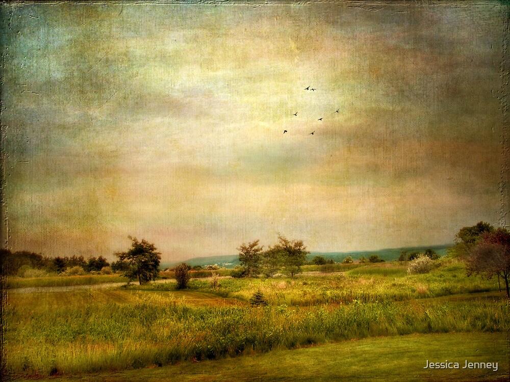 Vintage Valley Views by Jessica Jenney