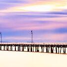 Pier Dreams by Silken Photography